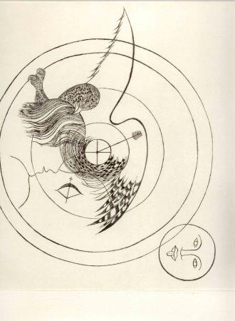 Punta Secca Toyen - Tir. Cycle de douze dessins. 1939-1940.