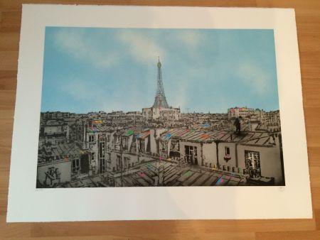 Serigrafia Walker - TMA Paris