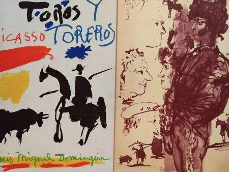Libro Illustrato Picasso - Toros Tore Ros