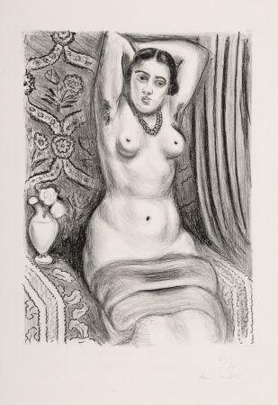Litografia Matisse - Torse à l'Aiguière
