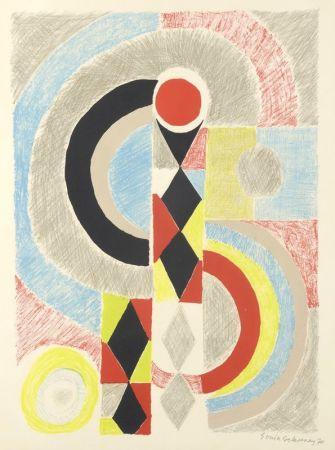 Litografia Delaunay - Totem