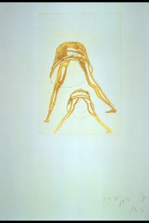 Incisione Beuys - Tränen: Petticoat
