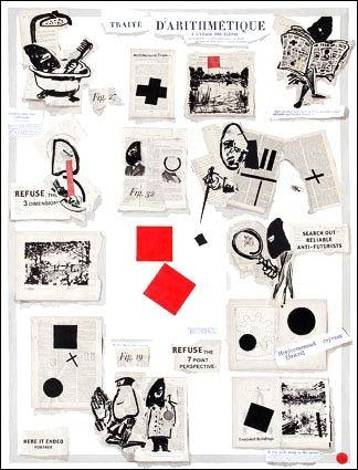Litografia Kentridge - Traité d'arithmétique