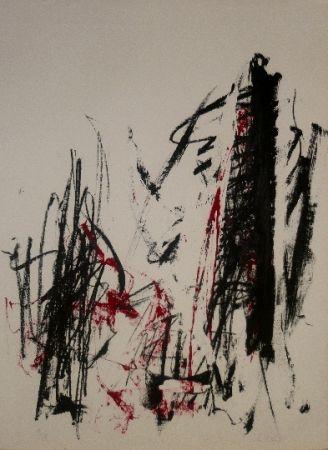 Litografia Mitchell - Trees