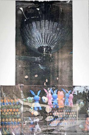 Litografia Rauschenberg - Tribute 21: Children