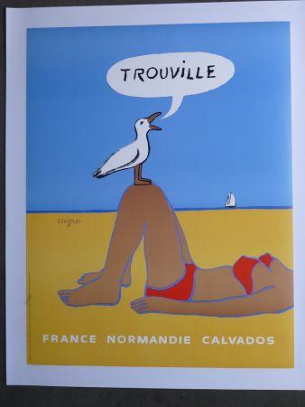 Manifesti Savignac - Trouville