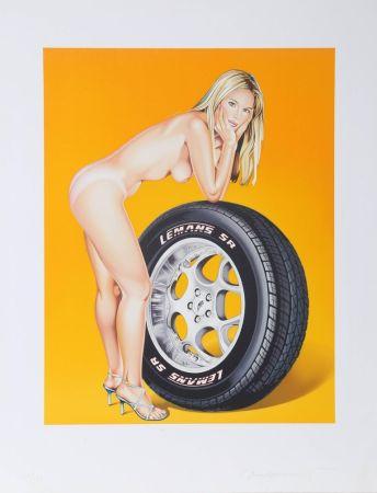Litografia Ramos - Tyra Tyre