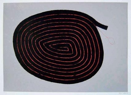 Serigrafia Zuber - Ubu Parkinson