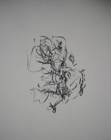 Litografia Jorn - Un cruccio da poco