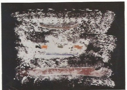 Litografia Frankenthaler - Un poco mas
