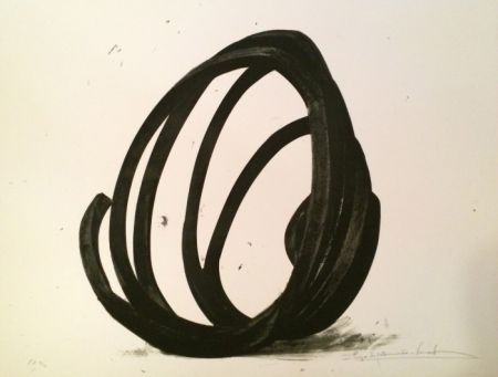 Serigrafia Venet - Undetermined Line