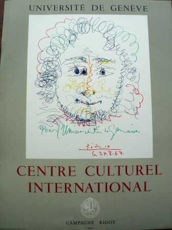 Multiplo Picasso - Université De Genève