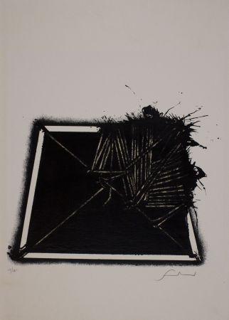 Serigrafia Scanavino - Untitled