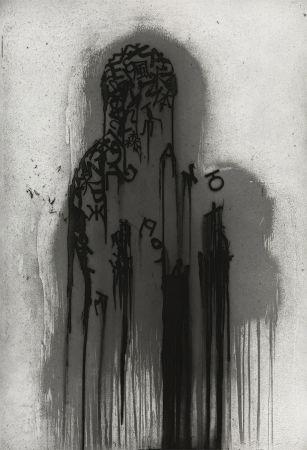 Incisione Plensa - Untitled