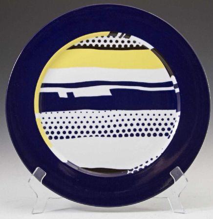 Ceramica Lichtenstein - Untitled