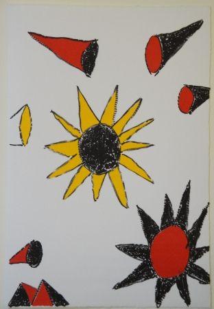 Litografia Ionesco - Untitled