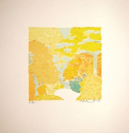 Litografia Muhl - Untitled