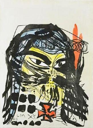 Litografia Meese - Untitled