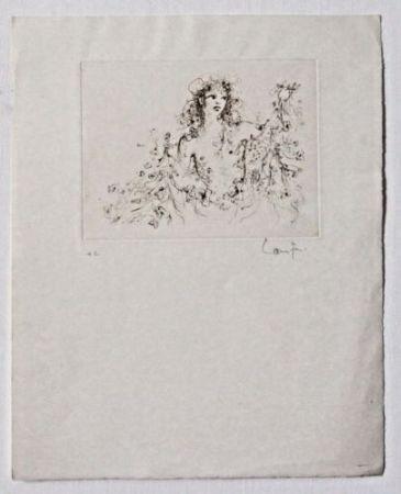 Litografia Fini - Untitled