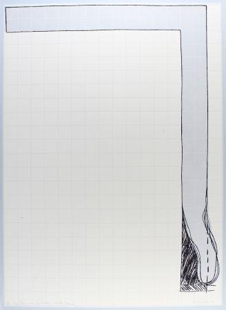 Litografia Bechtold - Untitled