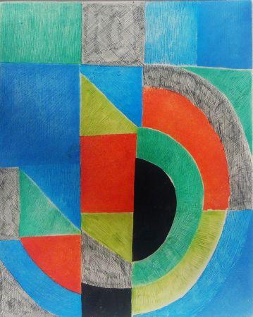 Acquatinta Delaunay - Untitled