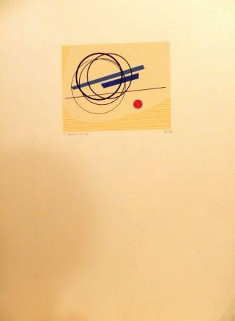 Litografia Veronesi - UNTITLED