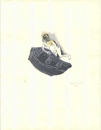 Litografia González - Untitled