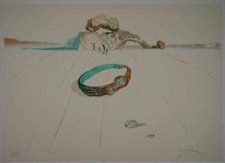 Litografia Dali - Untitled