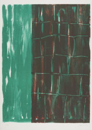 Litografia Forg - Untitled