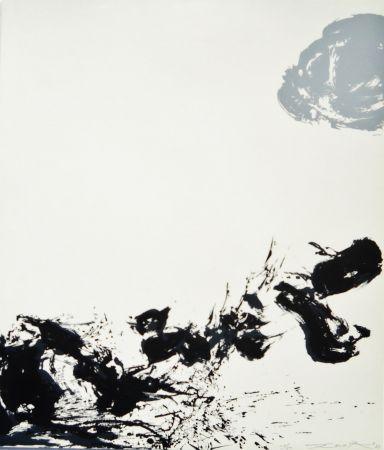 Serigrafia Zao - Untitled