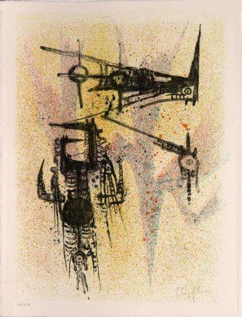 Litografia Lam - Untitled