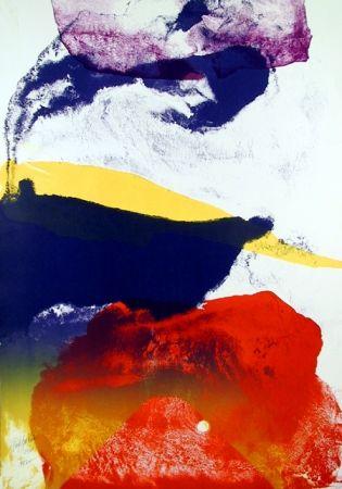 Litografia Jenkins - Untitled - 2