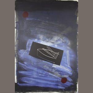 Monotipo Mclean - Untitled B