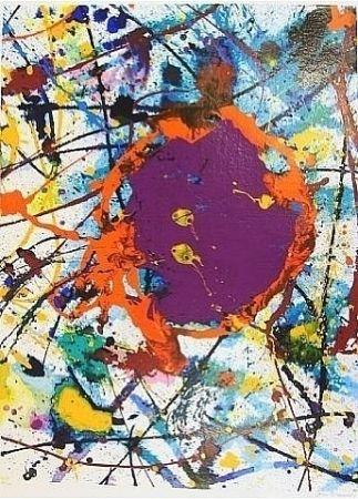 Serigrafia Francis - Untitled, 'Bonner Graphiks'