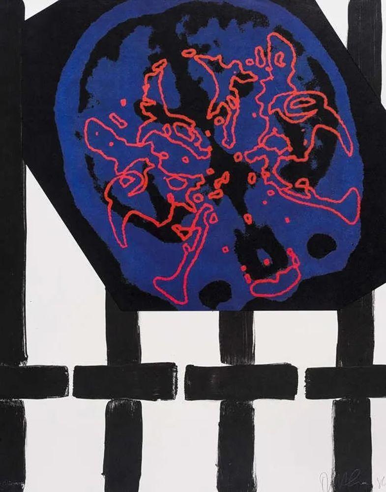 Litografia Longo - Untitled (for Joseph Beuys)