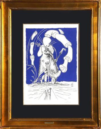 Litografia Dali - Untitled from Pantagruel's Comical Dreams