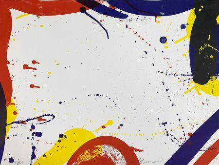 Litografia Francis - Untitled from Portfolio 9