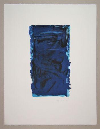 Litografia Zeniuk - Untitled Group I.