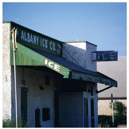 Fotografie Cottingham - Untitled I (Albany Ice)