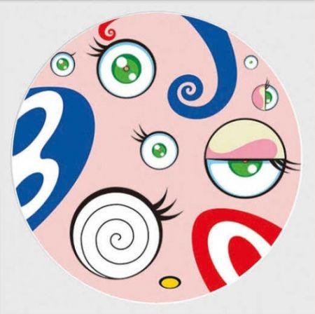 Litografia Murakami - Untitled I from We Are the Jocular Clan,