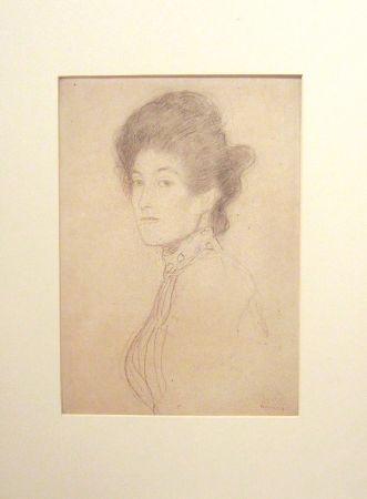 Litografia Klimt - Untitled I.I