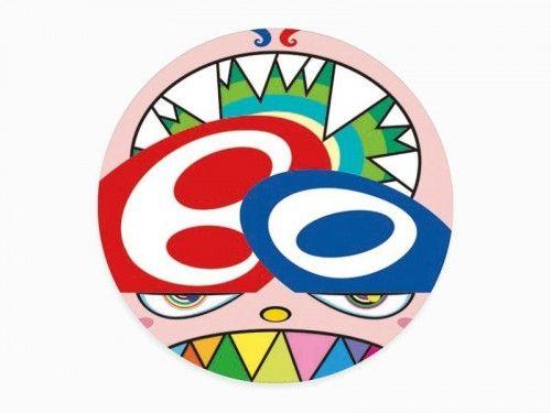 Litografia Murakami - Untitled II from We Are the Jocular Clan,