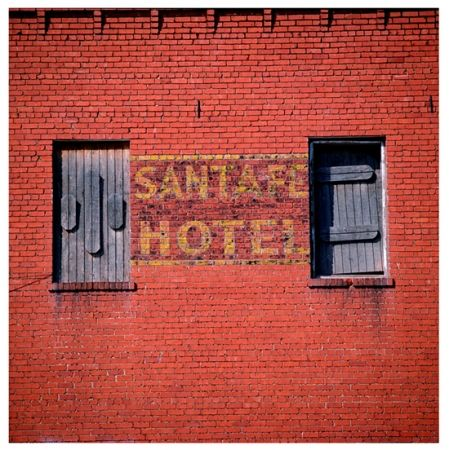 Fotografie Cottingham - Untitled VII (Santa Fe Hotel)