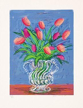 Libro Illustrato Hockney - Untitles 346 in