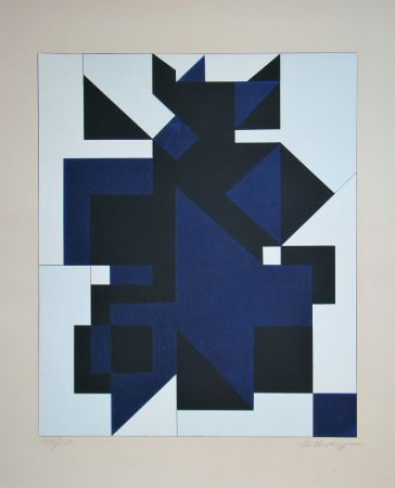 Serigrafia Vasarely - Utica