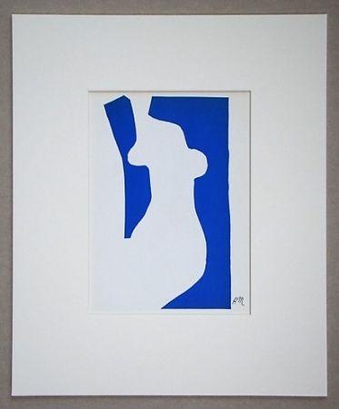 Litografia Matisse - Vénus - 1952