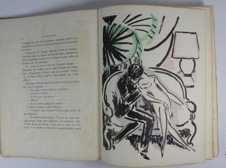 Libro Illustrato Van Dongen - [Van Dongen] Victor Margueritte. La Garçonne. Ex. sur Hollande