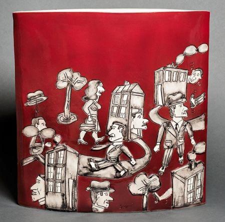 Ceramica Segui - Vase