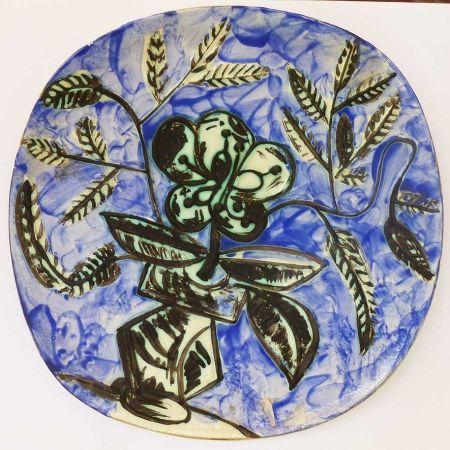 Ceramica Picasso - Vase au bouquet