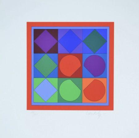 Multiplo Vasarely - Vega